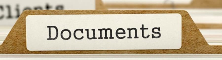 documents clients
